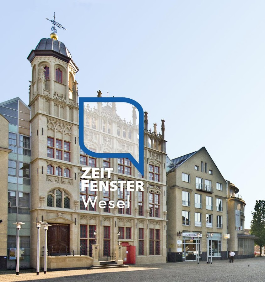Zeitfenster Wesel – Screenshot