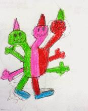 "Photo: ""Spiky"" by Jacob Nuttal, age 8"