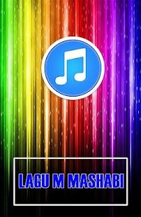 Lagu M MASHABI - náhled