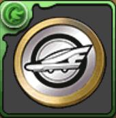 シンカリオンメダル【金】
