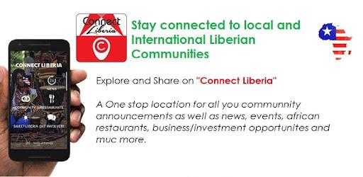 Connect Liberia captures d'écran