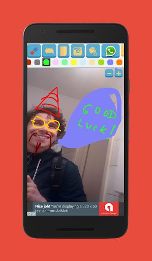 Paint for Whatsapp & Messenger 2.0 screenshots 6