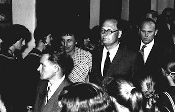 Photo: Czerwiec 1959 - otwarcie Sali Matejkowskiej, I. Hyży, K. Sielepin