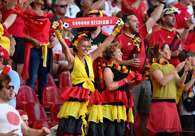 Besmettingen bij Belgische fans die match tegen Denemarken bijwoonden: fans moeten zich dringend laten testen