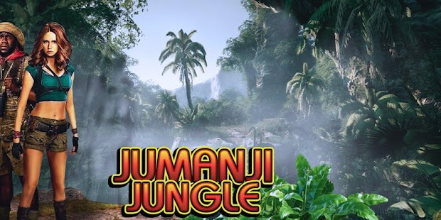 Jumanji Jungle Game - náhled
