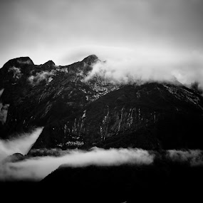 your priority as high as the mountains  by Johari Nasib - Landscapes Mountains & Hills