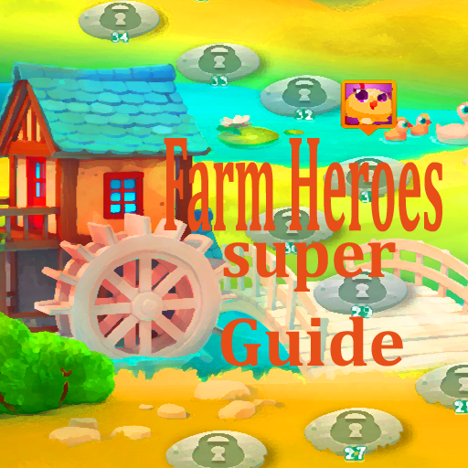 Farm heroes super saga guide 書籍 App LOGO-APP開箱王