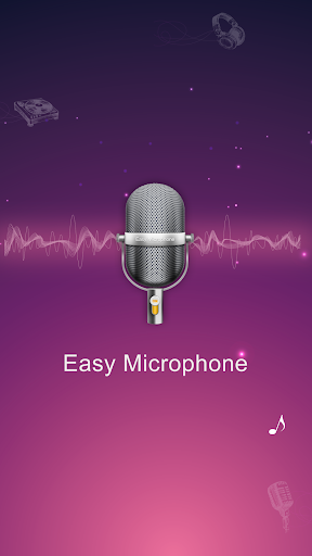 Easy Microphone  - Your Microphone and Megaphone 1.4.4 PC u7528 1