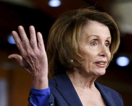 Nancy Pelosi: Dazed and confused?