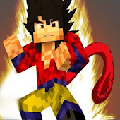Saiyan Mod for Minecraft