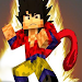 Saiyan Mod for Minecraft Icon