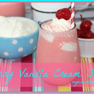 Cherry Vanilla Cream Soda.