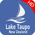 Lake Taupo New Zealand Offline GPS  Nautical Chart icon