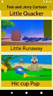 Tom & Jerry Cartoon - náhled