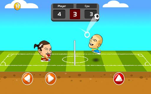 Volley Soccer Hero 1.1 screenshots 8