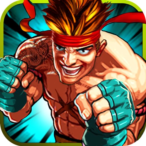 Street Boxing kung fu fighter (game)