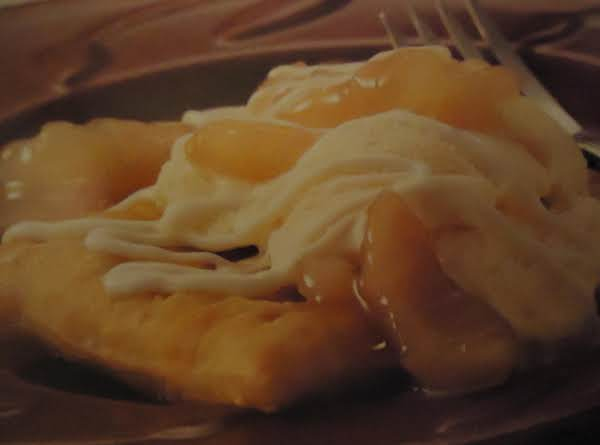 Norma's Toaster Strudel Apple Sundae Recipe