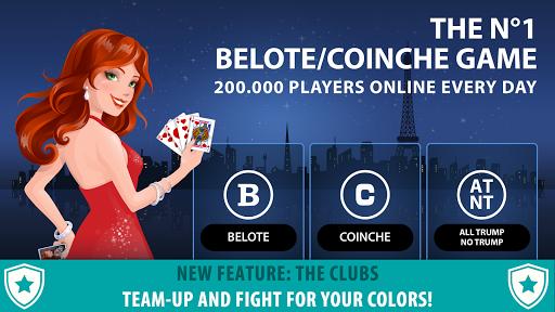 Belote Multiplayer  gameplay | by HackJr.Pw 1
