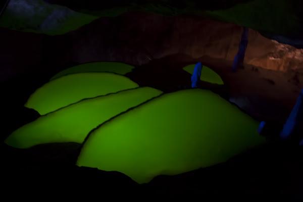 grotte aliene di Foxma