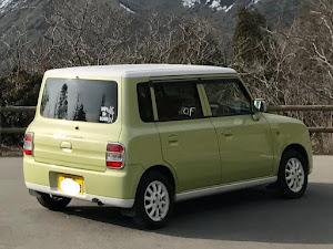 アルトラパン HE21S L  2006年式のカスタム事例画像 tukushinさんの2020年02月11日16:00の投稿