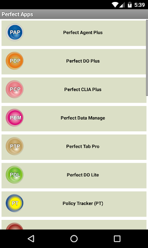 Perfect Agent Plus  screenshots 3