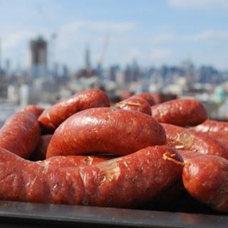 Rooftop Knackwursts