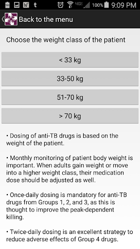 Medical Management of MDR-TB
