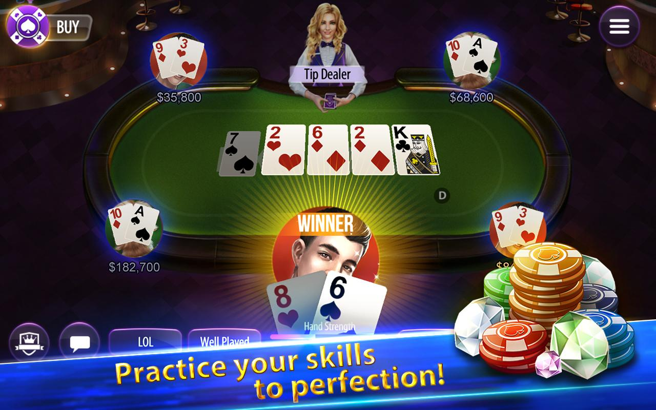 Texas HoldEm Poker Deluxe 2- screenshot