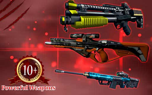 Deadly Zombies War 2018: Survival Shooting Games 1.0 screenshots 4