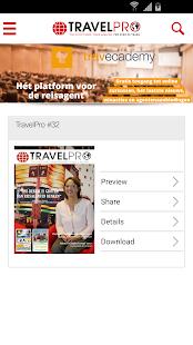 TravelPro - náhled
