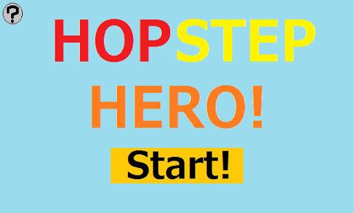 HOP STEP HERO! 1.0 Windows u7528 2
