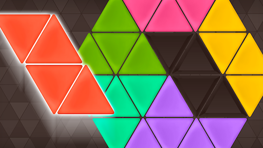 Triangle Tangram 4