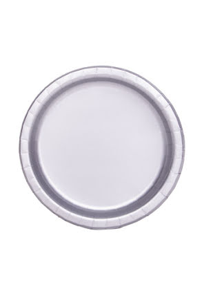 Silvertallrikar, 8 st