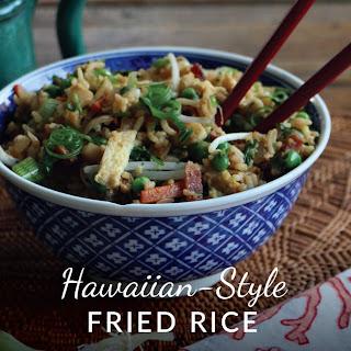 Hawaiian-style Fried Rice.