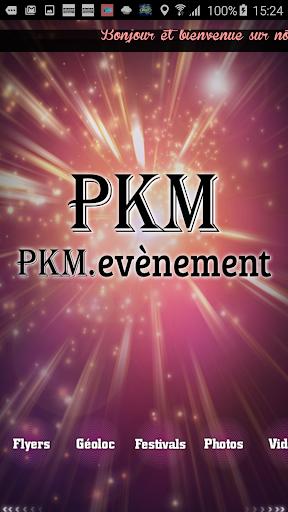 PKM Evènement