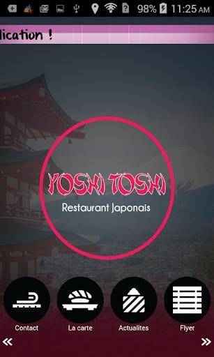 Yoshi Toshi