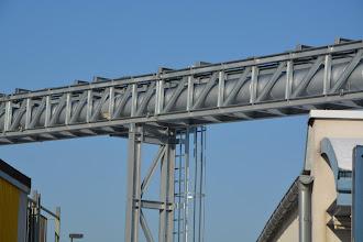 Photo: Leitungsbrücke Mosburger Liesing