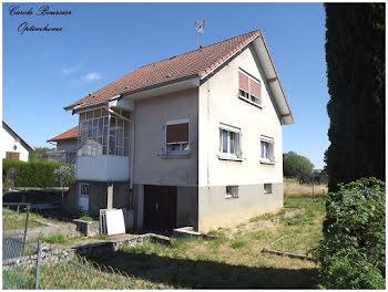 maison à Morelmaison (88)