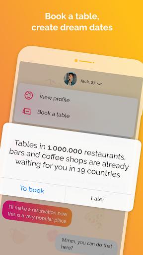 Firstep - match, chats, drinks 1.0.5 screenshots 6