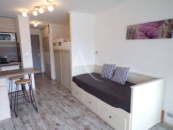 Studio meublé 19,12 m2