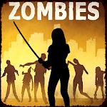 Target Dead Walking Zombies Icon