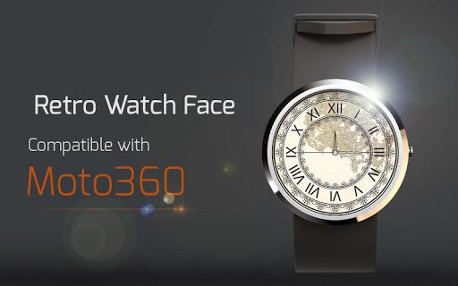 Retro Watch Face