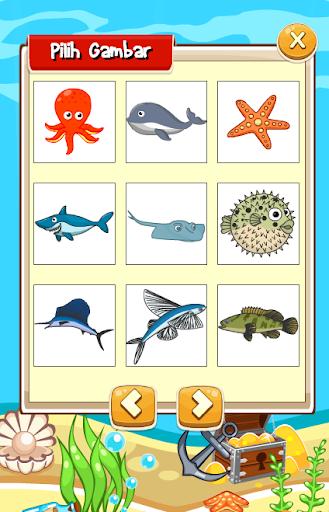 Game Anak Edukasi Hewan Laut 2.0.0 screenshots 3