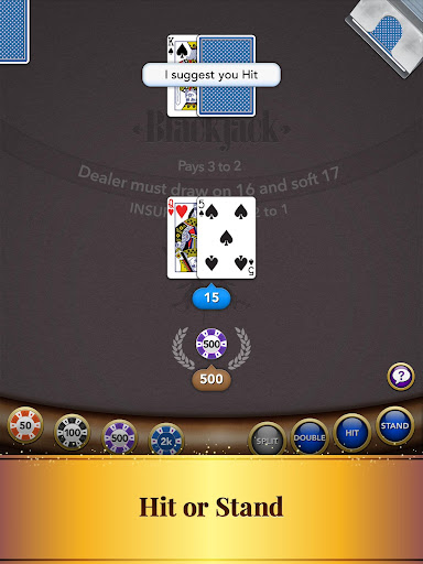 Blackjack Card Game screenshot 11
