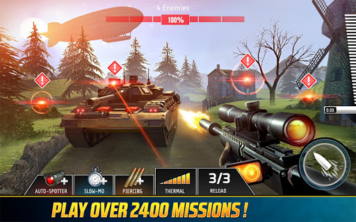 Download Kill Shot Bravo: Sniper FPS MOD APK 1