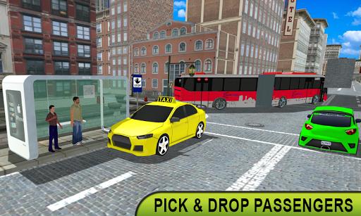 metro bis permainan : Bus Simulator 1.0 screenshots 17