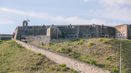 Brimstone-Hill-Fortress-6.jpg - Brimstone Hill Fortress is a well-preserved UNESCO World Heritage Site in St. Kitts.