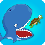 Hungry Fish World - Big Fish Eats Small Fish Game