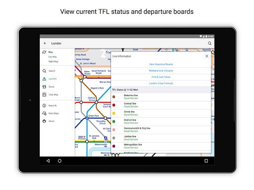 London Underground Free screenshot 15
