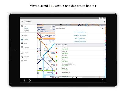Tube Map London Underground 15